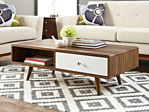 natural wood,dowel legs,mid-century sentiments,polyester upholstery,seat buttons,armchair