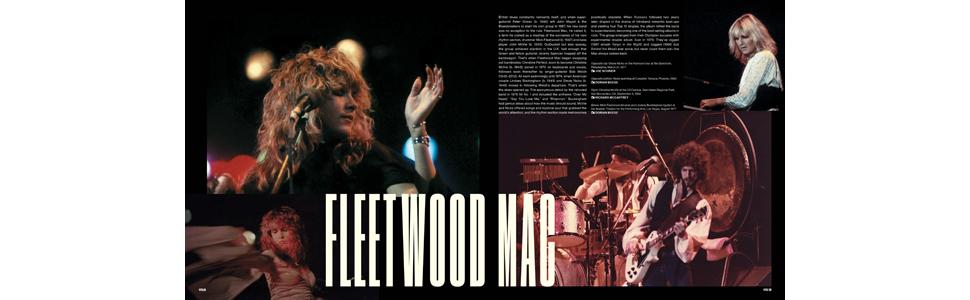 Fleetwood Mac, Stevie Nicks, Lindsey Buckingham, Christine McVie, Mick Fleetwood, John McVie
