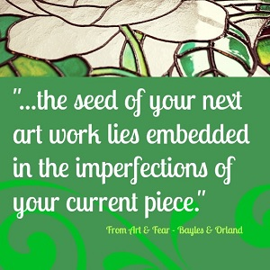 art and fear seed image artist imperfection