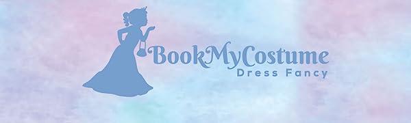 BookMyCostume Dress Fancy Logo