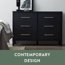 contemporary design 6 drawer dresser 60 pound weight capacity anit-tip anchors neutral color options