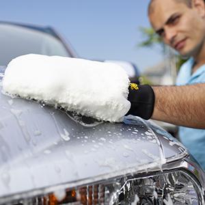 Meguiar's,wash mitt,mitt,washmitt,bucket,auto wash,car wash,carwash,reusable mitt