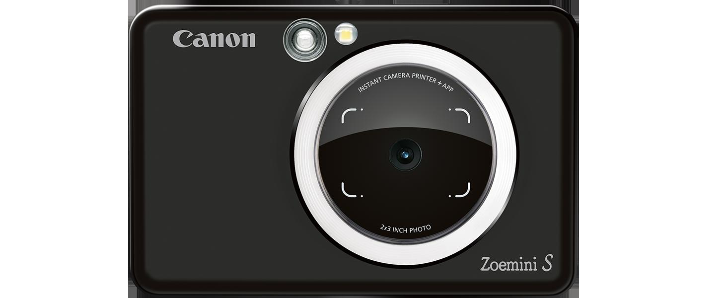 Canon Zoemini S, Cámara, Bluetooth, Tamaño Único, Rosa Oro: Canon ...