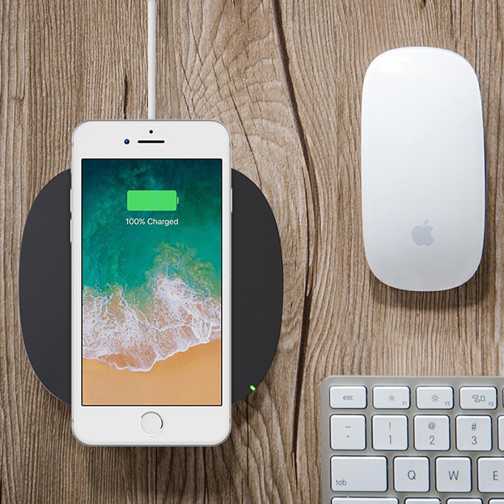 Belkin - Boost Up - Chargeur à Induction 5 W (sans Fil) pour iPhone Xs, Xs Max, Xr, X, 8+8