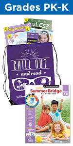 Summer Bridge Activities Backpack PK-K