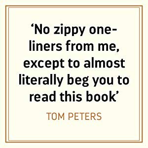 Sunday Times Bestseller, Tom Peters, Society, Politics, Business, Non Fiction, Tech, Technology