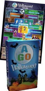 AGO ハロウィン カードゲーム