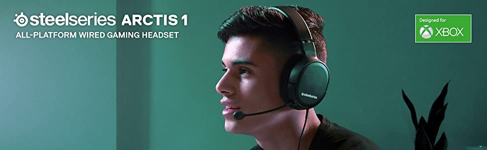 SteelSeries Arctis 1 Xbox