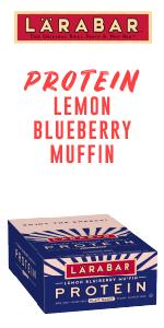 Larabar Blueberry Muffin Protein Bars