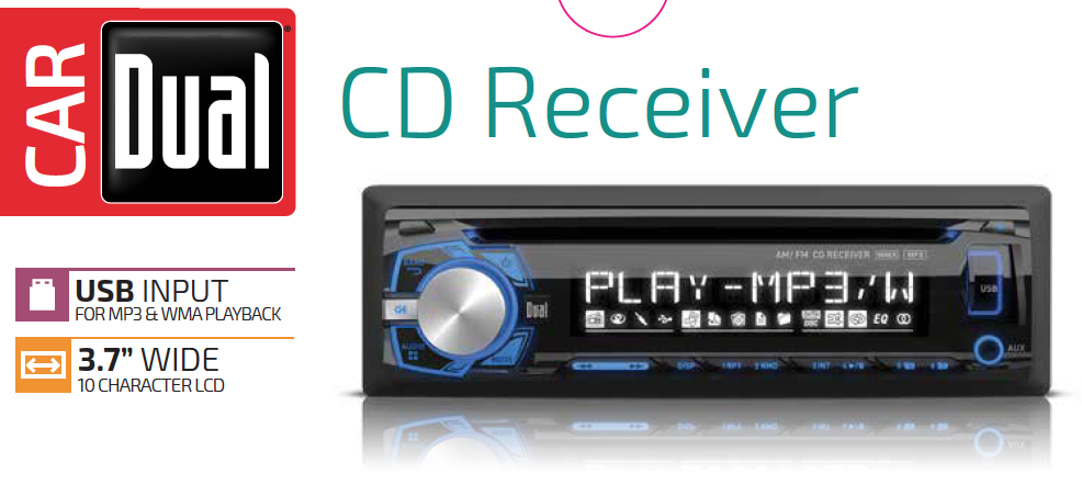 Amazon Com  Dual Electronics Xdm260 Multimedia Detachable