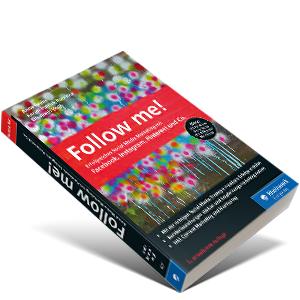 Follow me Buch Rheinwerk Verlag 5. Auflage