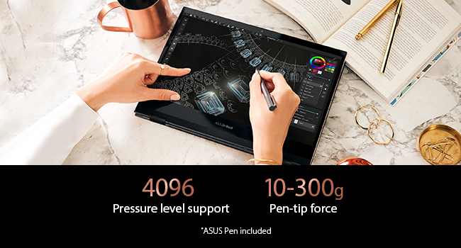 ASUS Pen and Windows Ink