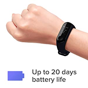 Upto 20 days Battery