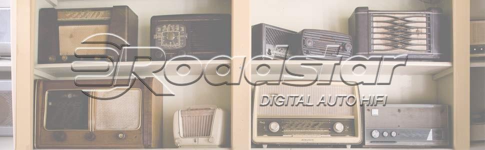 Roadstar BOX-TT1 funda para equipo de audio - fundas para equipos ...