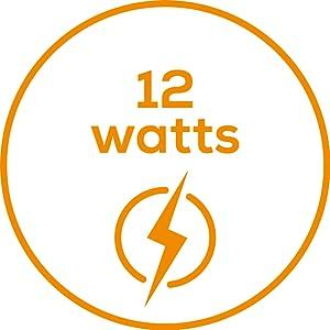 12 wats