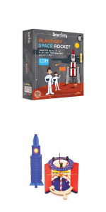 rocket, blast off, rocket kit, space kit