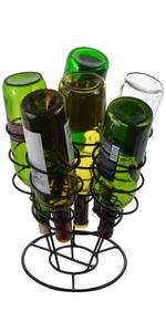Southern Homewares 6 Bottle Bouquet Wine Rack