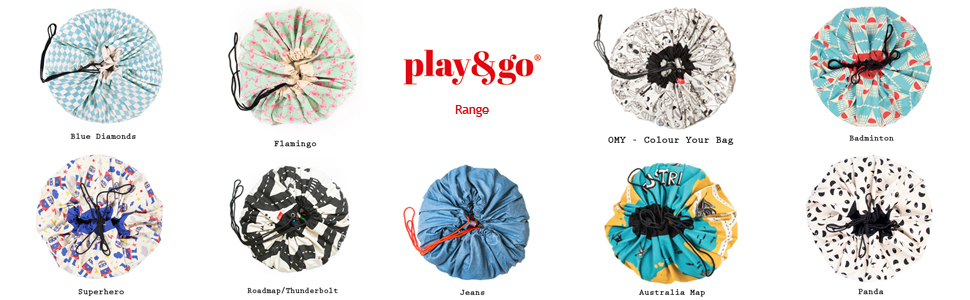 All Styles of Play & Go