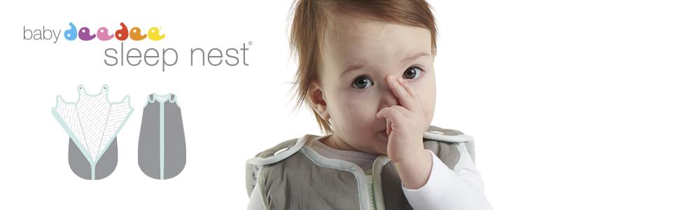 baby deedee sleep nest best for winter wearable blanket
