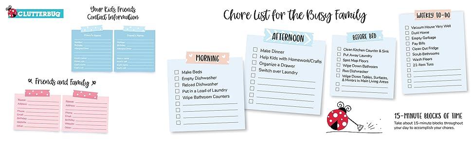 clean, organize, kondo, jounral, tidy
