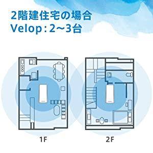 2階建て住宅の場合