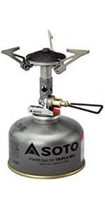 ソト(SOTO) マイクロレギュレーターストーブ SOD-300S