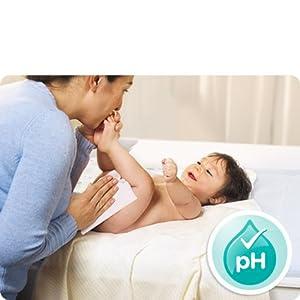 pH-neutraal: helpt beschermen tegen huidirritatie