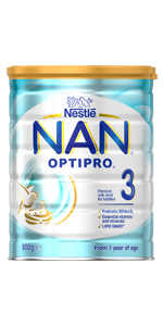 NAN,OPTIPRO,NESTLE,INFANT FORMULA,BABY POWDER,MILK POWDER,BABY MILK POWDER,12 MONTH,INFANT,BABY,FOOD
