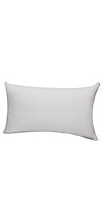 Pikolin Home - Funda de almohada cutí, 100% algodón satén, 50x75cm (Todas las medidas): Amazon.es: Hogar