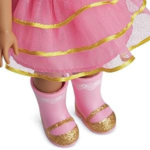 Ashlyn skirt boots