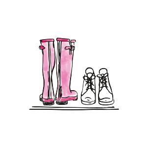 Joules, Wellies, Clean, care