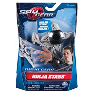 Spy Gear - Ninja Attack - Ninja Stars