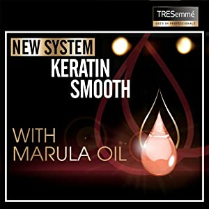 New System, Keratin Smooth with Marula Oil