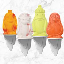 Tovolo Sword Popsicle Ice Pop Molds Set of 4 Cool Summer Treat Even Cooler