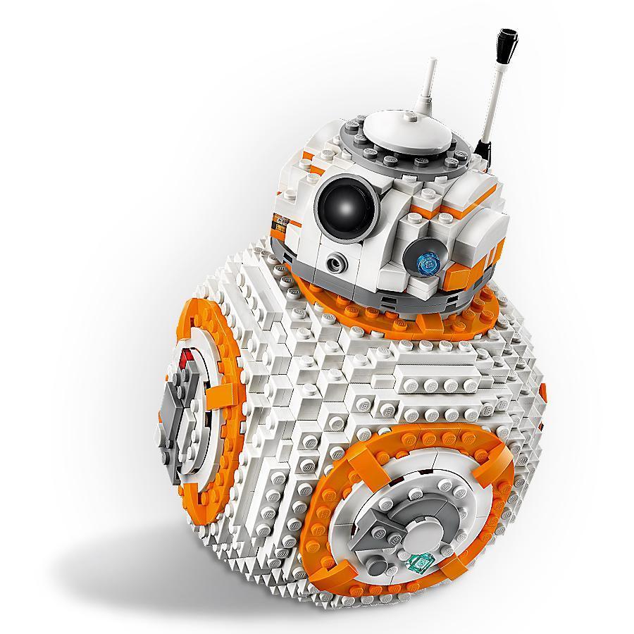 LEGO Star Wars - BB-8, Maqueta de Juguete del Robot de La