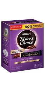 instant coffee, nescafe, taster's choice