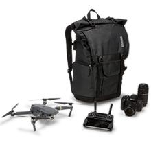 Thule Covert, dslr backpack, drone backpack, dji mavic pro, photographer backpack, drone accessories