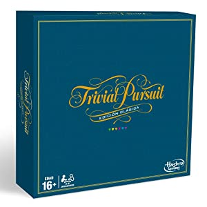 trivial pursuit; juego; mesa; clasico; familia;