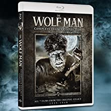 wolf man, classic monsters, monster, collection, gift set, box set, horror, complete, legacy, mummy