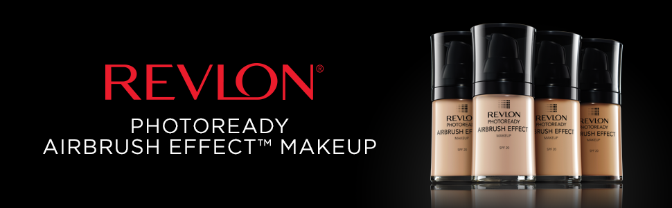 Amazon.com : Revlon PhotoReady Airbrush Effect Makeup, Ivory : Beauty