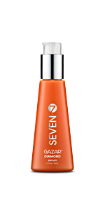 hair-serum argan coconut moisturize seven-hair-care condition anti-frizz natural-ingredients shiny