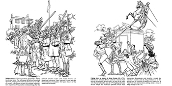 USA-Printables: Early American Occupations Coloring Pages - Early ...   175x350