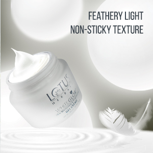 Light weight Non sticky texture