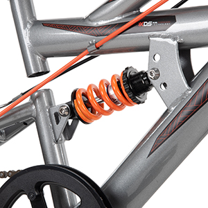 Huffy Valcon rear suspension