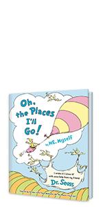 Oh, the Places I'll Go! By ME, Myself preschool graduation gift Dr. Seuss Books alphabet books