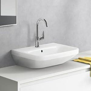 Hansgrohe 71103000 Logis grifo de lavabo 100 CoolStart sin ...
