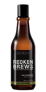 redken brews shampoo for men mens shampoo