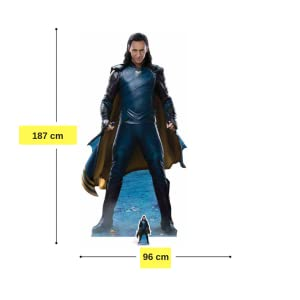 Figura de cartón Loki