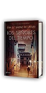 Aquitania, Eva García Sáenz de Urturi, Premio Planeta, Trilogía de la Ciudad Blanca