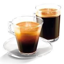 capsulas para cafe espresso y café largo